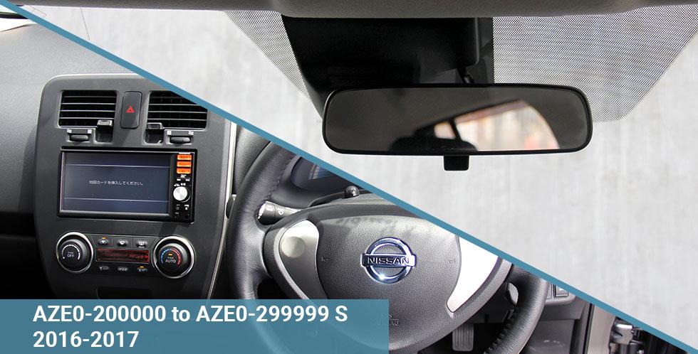 AZE0 S 2016-17 Dash & Windscreen