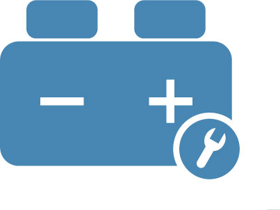 Battery Repair Icon