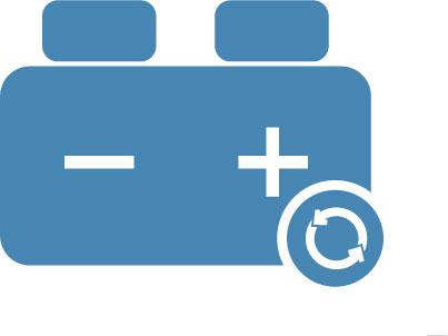 Battery Swap Icon