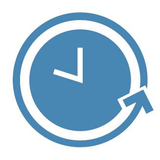 Reset Clock Icon