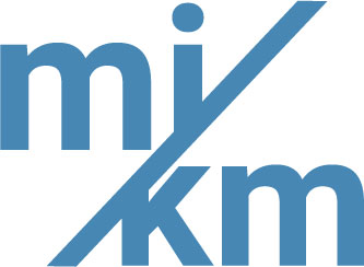 Mile To Km Conversion Icon